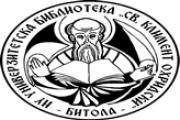 """НУУБ """"Св.Климент Охридски"""" - Битола"""
